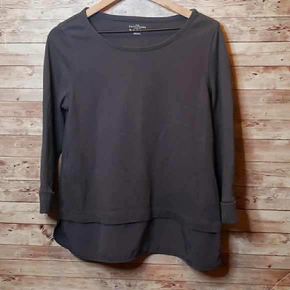The Outfitters by Lands' End size medium